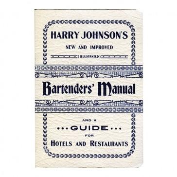Harry Johnson's Bartenders' Manual